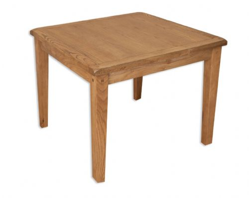 Melbourne Country Oak Square  Dining Table